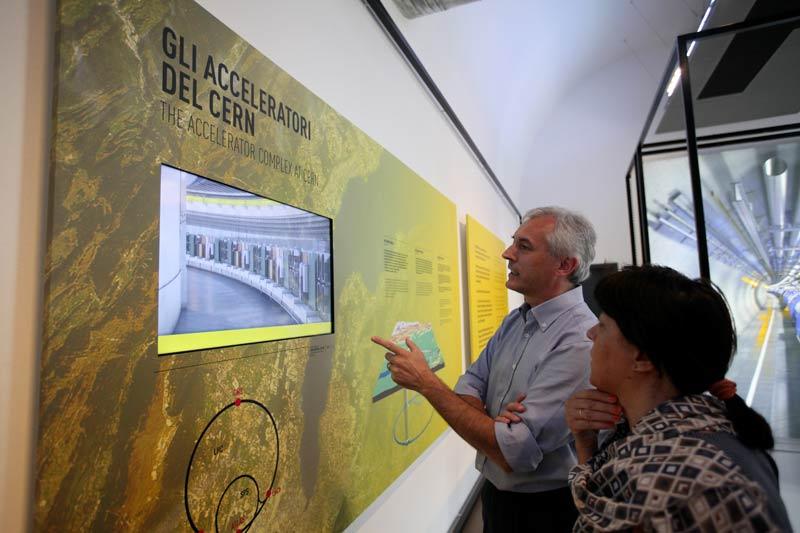 Extreme al Museo Nazionale della Scienza