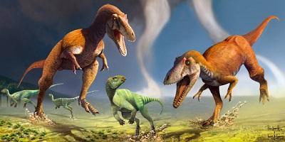 gualicho dinosauro due