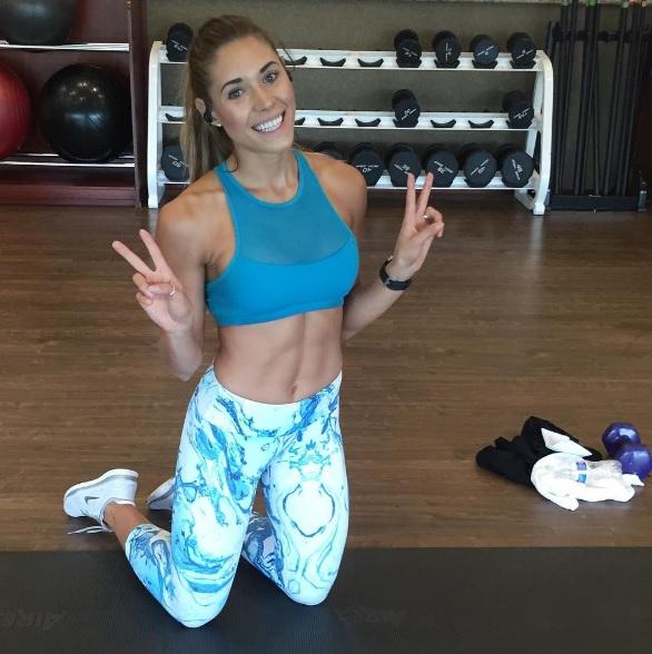 blogger di fitness