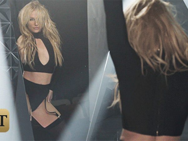 britney spears il nuovo commercial