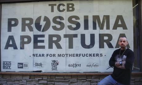 negozio tcb