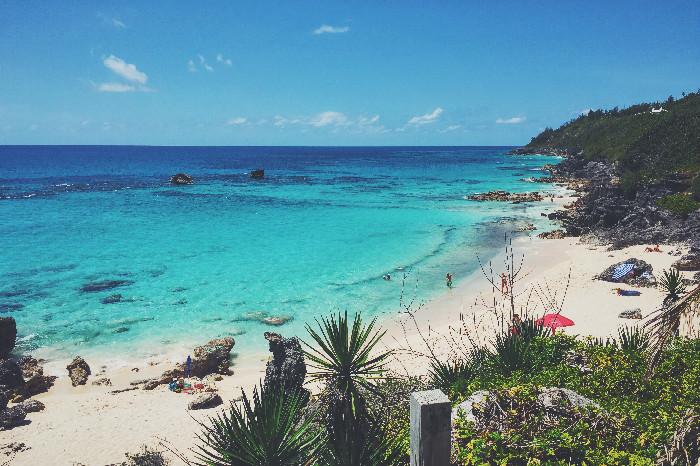 Church Bay. Foto on instagram @cketo