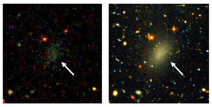 Dragonfly 44, la galassia composta dal 99,99% di materia oscura (2)