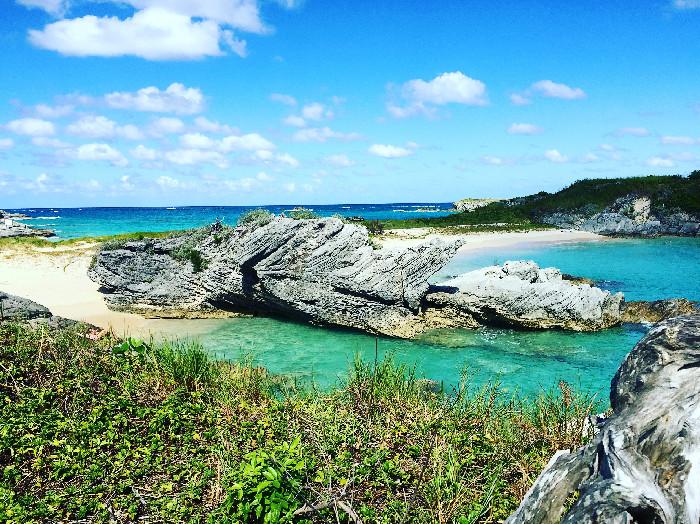 Riserva di Cooper's Island. Foto on instagram @cketo
