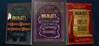 Harry Potter nuovi libri
