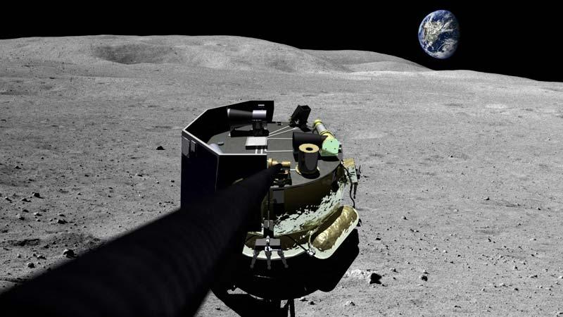 Sulla Luna con Moon Express