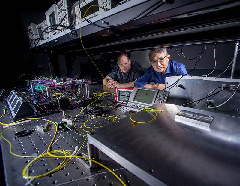 sounder_lidar misurare le tracce di anidride carbonica