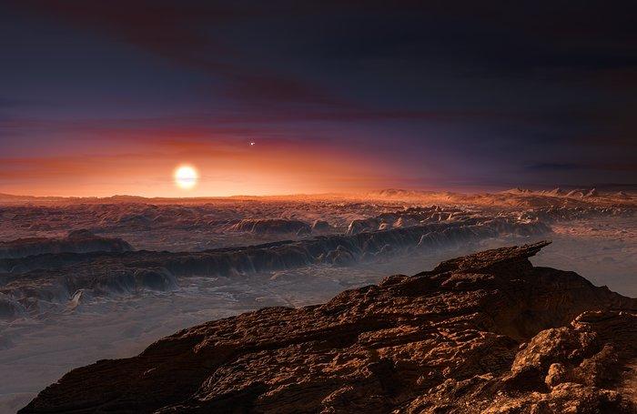 terra gemella Proxima