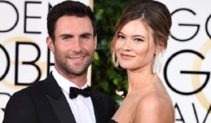 Adam Levine è papà: Behati Prinsloo ha dato alla luce Dusty Rose