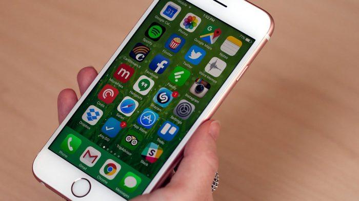 iphone 6s lo smartphone più venduto