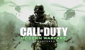 Call of Duty: Modern Warfare Remastered si svela nel trailer di lancio