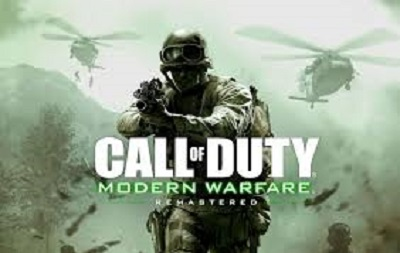 Call of Duty Modern Warfare Remastered