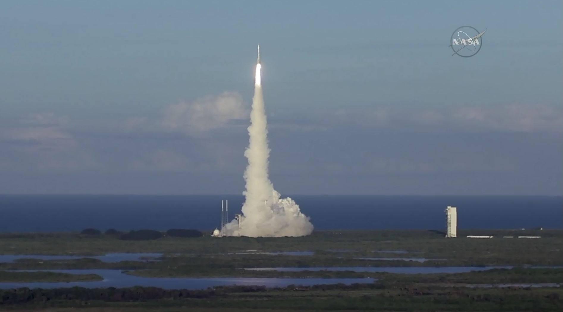 OSIRIS-REx: lancio riuscito