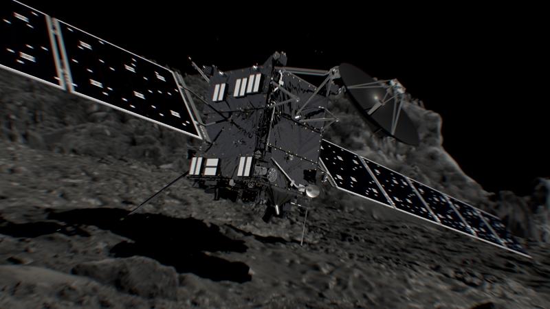 Rosetta, come seguire l'impatto sulla cometa 67P. le dirette di Esa e Nasa