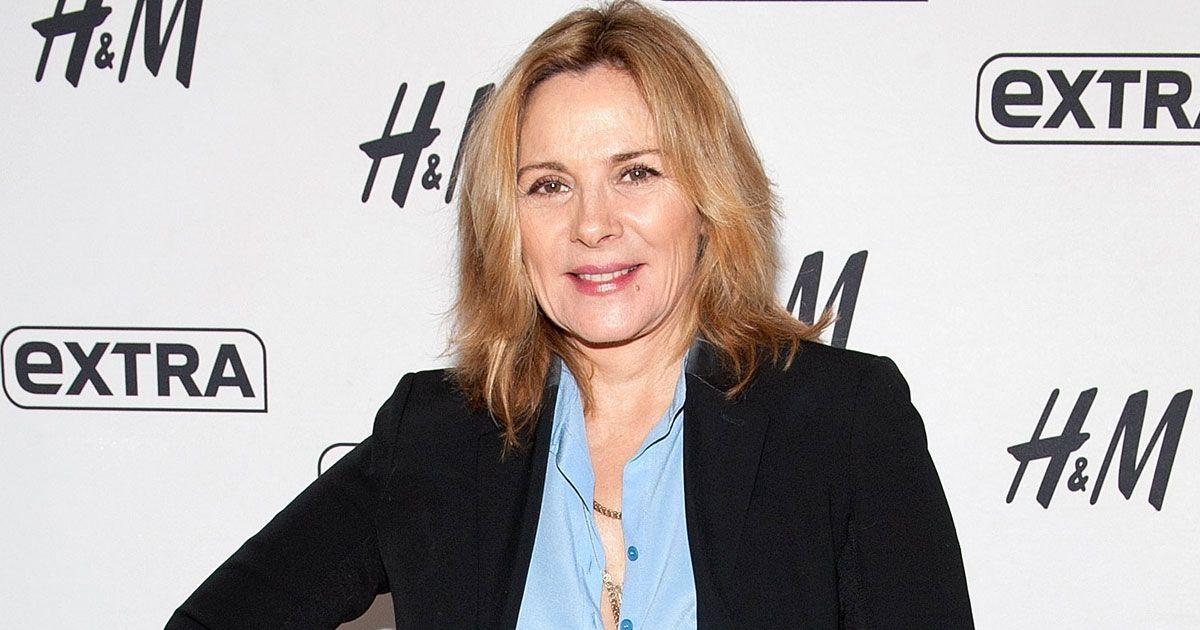 sexy and the city kim cattrall