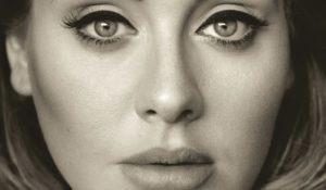 """25 di Adele è """"disco di diamante"""", merito delle 10 milioni di copie vendute"""