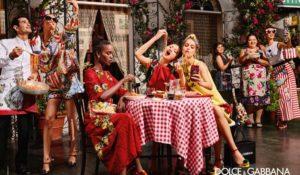 Dolce & Gabbana: è festa tutta italiana alle sfilate milanesi