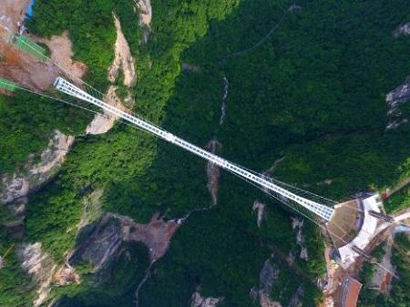 cina il ponte di vetro 2