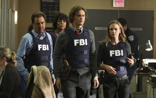 criminal minds nuovo cast