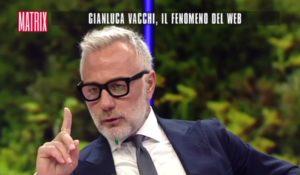 """Gianluca Vacchi a Matrix: """"Ho rischiato di morire"""""""