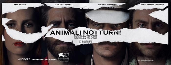 animali notturni il trailer italiano