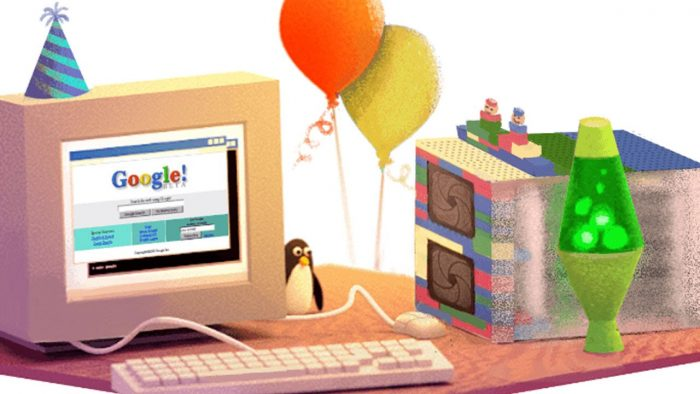 compleanno google