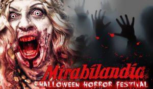 A Mirabilandia è Halloween Horror Festival