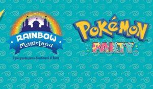 Pokémon GO, raduno l'11 settembre a Rainbow MagicLand