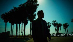 Tiziano Ferro la copertina del nuovo album scattata a Los Angeles
