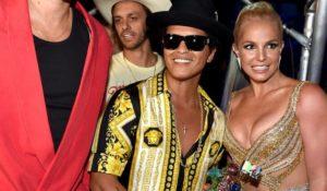 Bruno Mars e Britney Spears: collaborazione in vista?