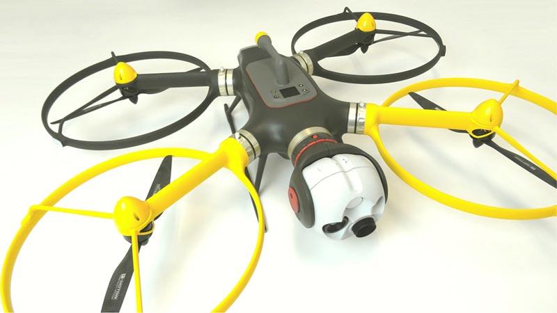 lavoro droni cnr