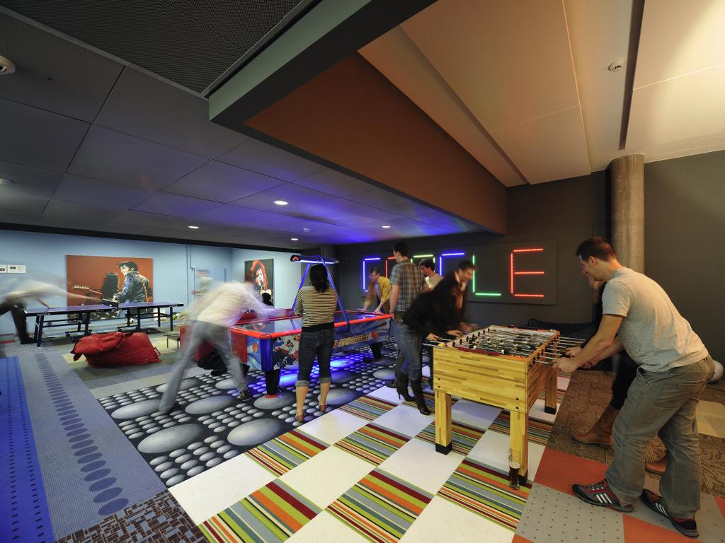 Google posto migliore dove lavorare