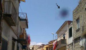 UFO avvistato nei pressi di Napoli da due persone