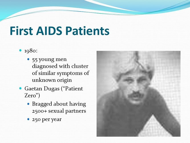 'Patient Zero,' Who Brought AIDS to Our Shores, Actually Didn't