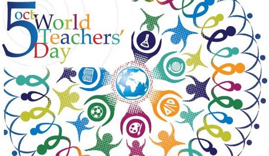 Risultati immagini per giornata mondiale dell'insegnante