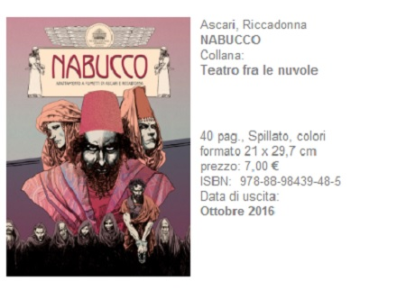 Nabucco fumetto