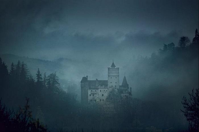 una notte nel castello di dracula
