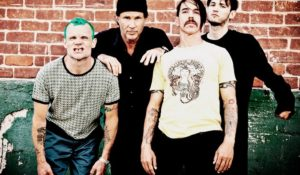 I Red Hot Chili Peppers infiammano il Poste Pay Rock in Roma