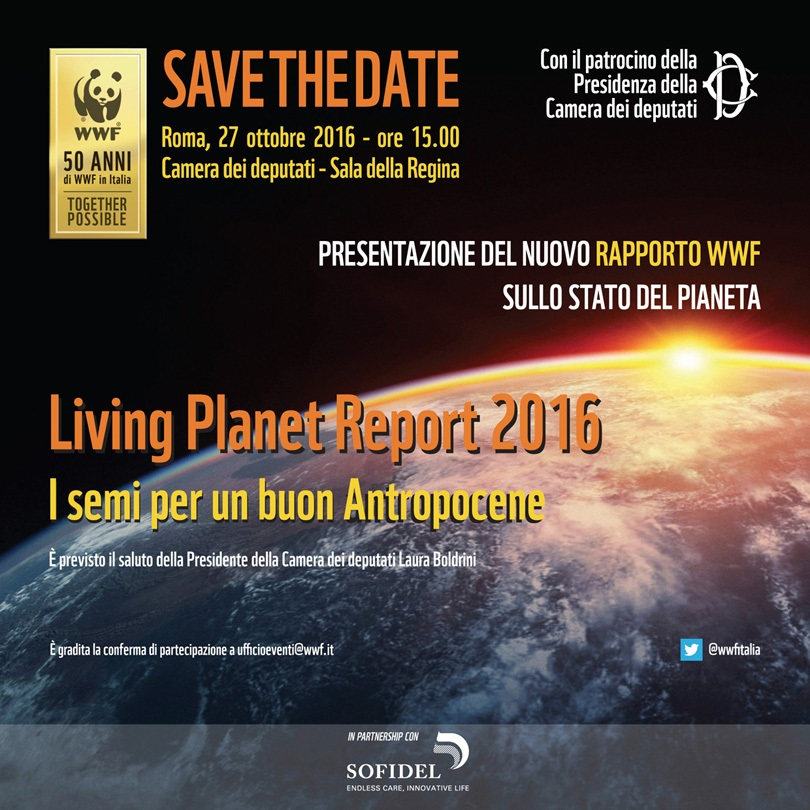 wwf - living planet report 2016