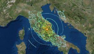 Terremoto Centro Italia, continua il contagio sismico