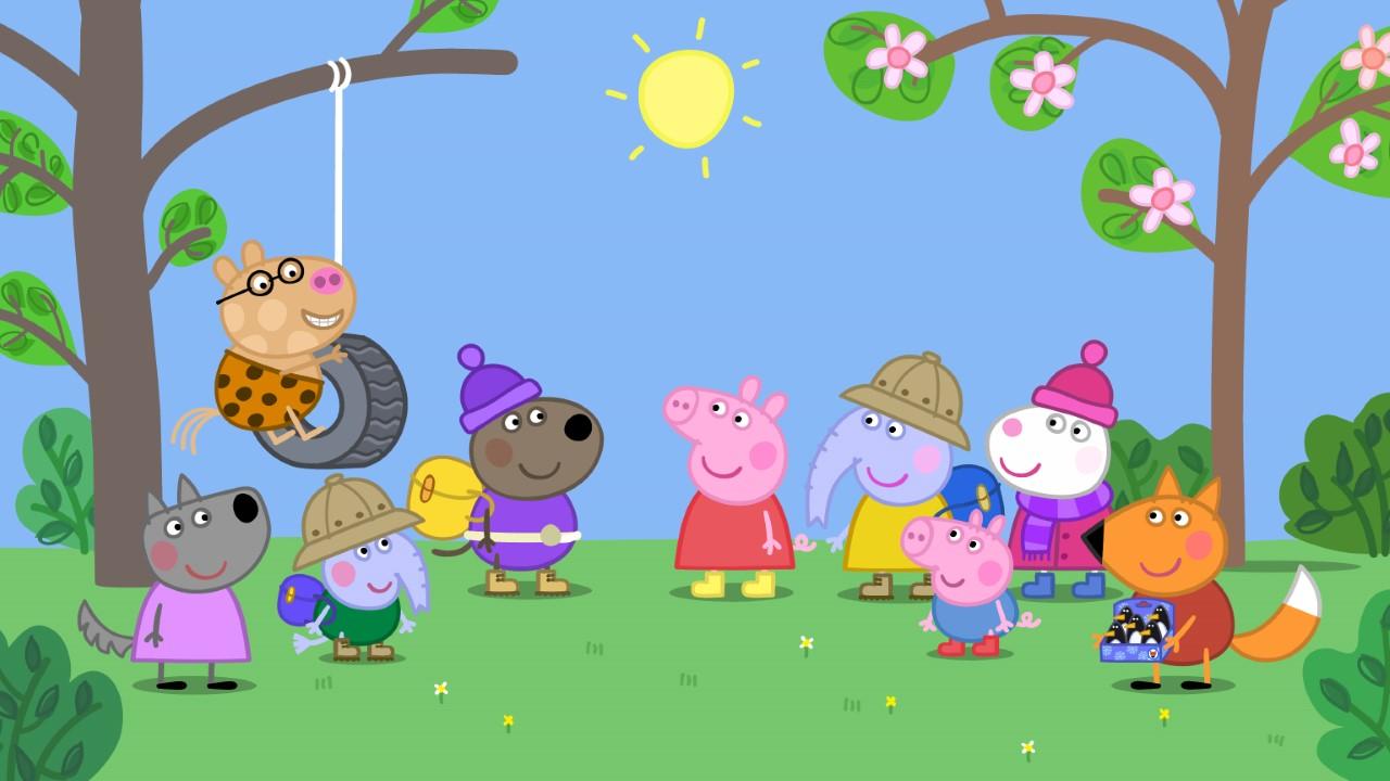 nuovi episodi di peppa pig