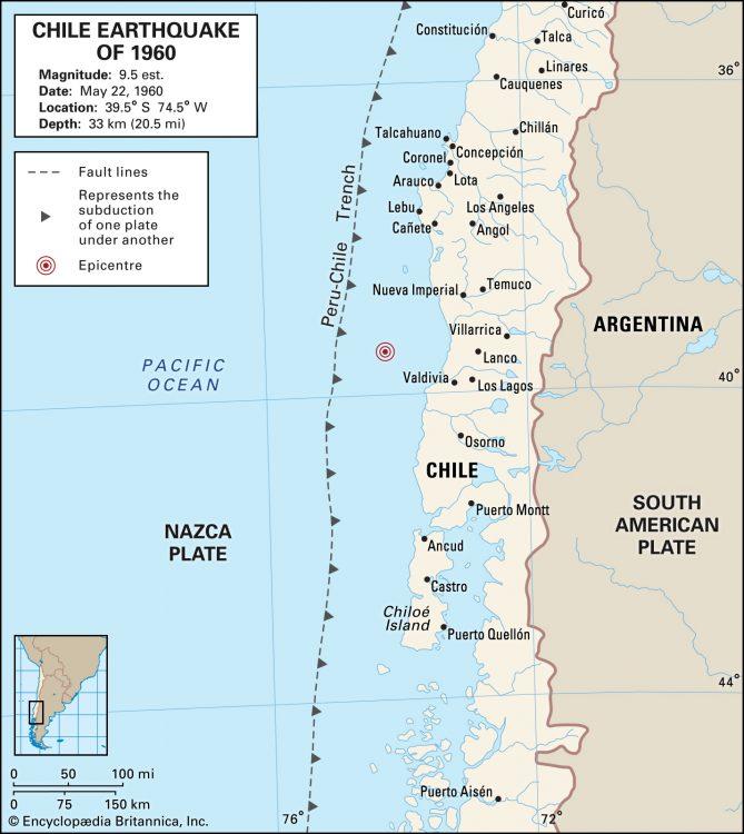 terremoto di Valdivia