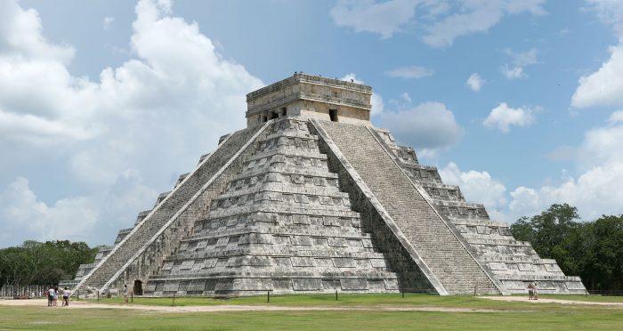 piramide maya chicen itza