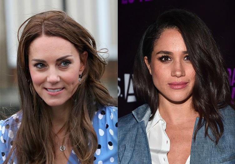 Kate Middleton Odia Meghan Markle La Duchessa Disgustata