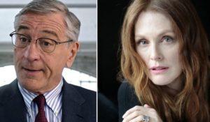 Amazon sceglie Robert De Niro e Julianne Moore per la sua serie tv
