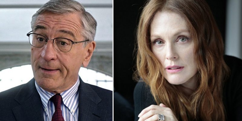 Amazon serie tv con robert de niro e julianne moore