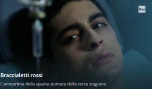 Braccialetti Rossi 3, anticipazioni quarta puntata – VIDEO