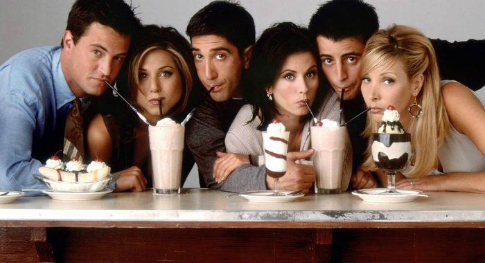 cast di friends odiava la sigla