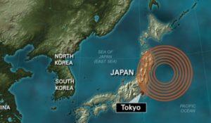 Fortissimo terremoto a Fukushima. Alert tsunami rientrato