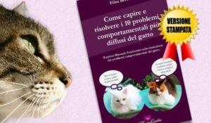 Arriva il manuale del gatto, per capire e risolvere i problemi felini